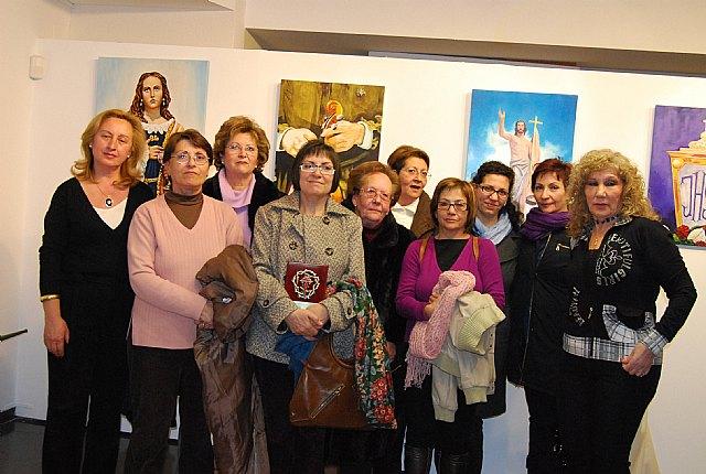 """La asociación cultural de pintores """"Con-Traste"""" expondrán medio centenar de trabajos en la exposición """"Agua"""", Foto 1"""