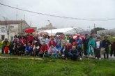La peregrinación a Caravaca en bicicleta de montaña tendrá lugar el próximo domingo 18 de abril