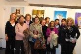 """La asociación cultural de pintores """"Con-Traste"""" expondrán medio centenar de trabajos en la exposición """"Agua"""""""