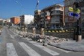 Comienzan las obras de remodelación del paseo de la Avenida de la Rambla de La Santa, incluida en el POS 2009
