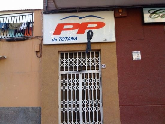 El PP de Totana está de luto por la sensible pérdida de un afiliado del partido local, Juan Sánchez Hernández, Foto 1