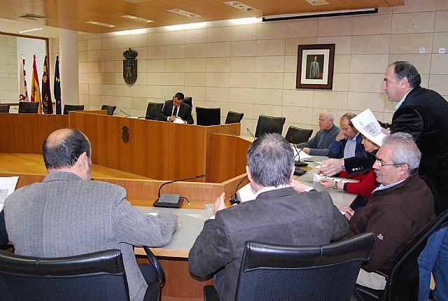 El PP recuerda a Juan José Cánovas que los empresarios totaneros fueron los primeros en ser informados de las obras del Plan E, Foto 1