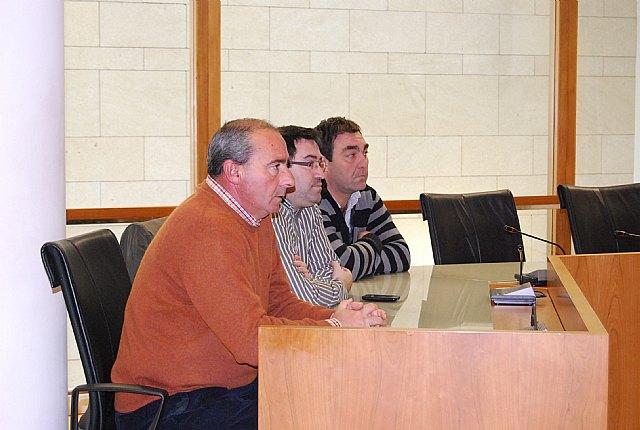 El PP recuerda a Juan José Cánovas que los empresarios totaneros fueron los primeros en ser informados de las obras del Plan E, Foto 2
