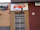 El PP de Totana está de luto por la sensible pérdida de un afiliado del partido local, Juan Sánchez Hernández