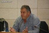 El PP totanero presentará una moción al Pleno en contra del cierre del trasvase Tajo-Segura