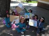 Se celebra el V Certamen de Pintura R�pida al Aire Libre para Escolares