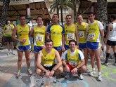 Continua la intensa actividad del Club Atletismo Totana