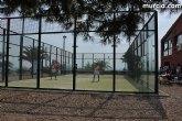 Torneo inauguración de la nueva pista de pádel del Club de Tenis Totana
