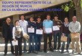 Los dos alumnos del IES Juan de la Cierva vuelven con medallas, tras participar en la fase Nacional de la Olimpiada de Física