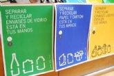 """La concejalía de Medio Ambiente anima a los ciudadanos a adquirir la bolsa reutilizable solidaria """"LE SAC"""", con la que se reduce el impacto ambiental"""