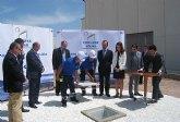Mar�n pone la primera piedra de un proyecto de inversi�n de 25 millones de euros para construir naves industriales con cubierta solar