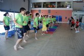 La Concejal�a de Deportes de Alhama de Murcia se enfrenta a la crisis reciclando
