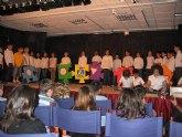 Festivial une a los escolares mazarroneros