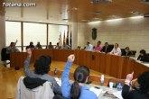 El Pleno abordará mañana una veintena de propuestas promovidas por las distintas áreas de gestión municipal