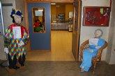 Alhama presente en las Fiestas de San Isidoro con la implantaci�n de Mayos en los aularios de la Facultad de Letras
