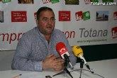 IU denuncia la amnesia del PP cuando soslaya la existencia del principal imputado en el caso Tótem, Juan Morales