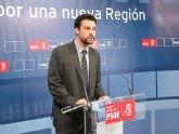 """López afirma que """"el PP tiene el listón muy bajo para censurar la corrupción en Totana"""""""