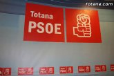 El PSOE cree que las declaraciones de Valcárcel repudiando a Andreo llegan tarde y son insuficientes