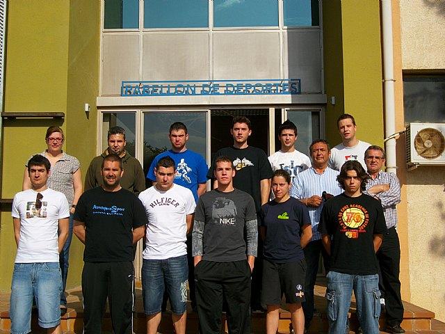 Un total de 15 alumnos participan en el curso de entrenador de baloncesto de primer nivel, Foto 1