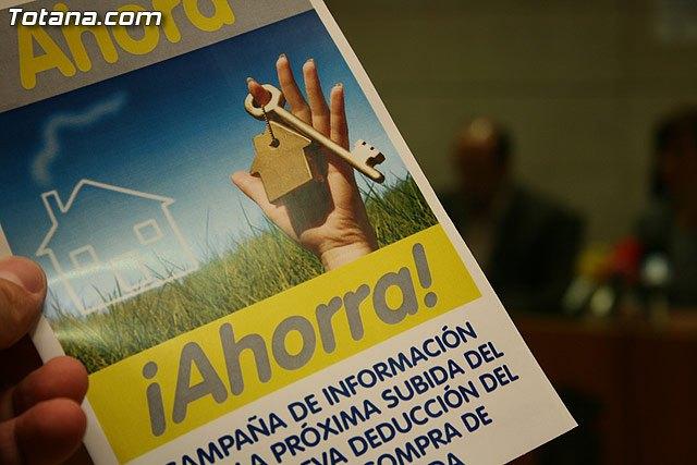 El ayuntamiento promueve junto con AEMCO una campaña para incentivar la compra de la vivienda antes de que se apruebe la subida del IVA, Foto 2