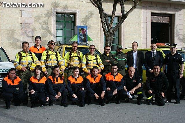 Arranca la vigilancia forestal de Sierra Espuña, para luchar contra los incendios forestales durante los meses estivales, Foto 1