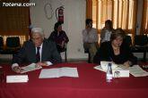 El alcalde de Totana y el consejero de Pol�tica Social, Mujer e Inmigraci�n firman un convenio de colaboraci�n por un importe de 175.245 euros - 2