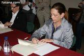 El alcalde de Totana y el consejero de Pol�tica Social, Mujer e Inmigraci�n firman un convenio de colaboraci�n por un importe de 175.245 euros - 5
