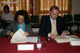 El alcalde de Totana y el consejero de Pol�tica Social, Mujer e Inmigraci�n firman un convenio de colaboraci�n por un importe de 175.245 euros - 7