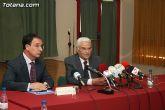 El alcalde de Totana y el consejero de Pol�tica Social, Mujer e Inmigraci�n firman un convenio de colaboraci�n por un importe de 175.245 euros - 15