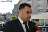 El alcalde de Totana y el consejero de Pol�tica Social, Mujer e Inmigraci�n firman un convenio de colaboraci�n por un importe de 175.245 euros - 20
