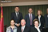 El alcalde de Totana y el consejero de Pol�tica Social, Mujer e Inmigraci�n firman un convenio de colaboraci�n por un importe de 175.245 euros - 18