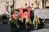 Arranca la vigilancia forestal de Sierra Espuña, para luchar contra los incendios forestales durante los meses estivales - 2