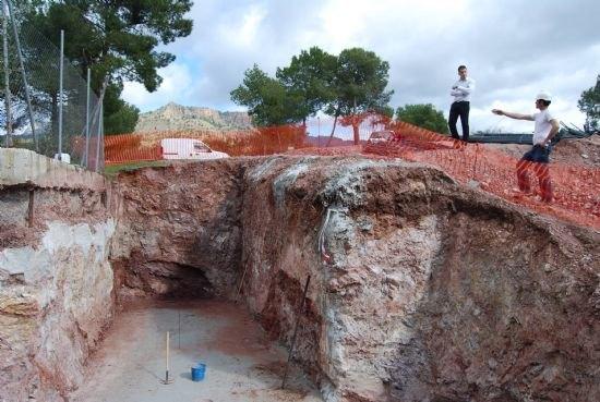 Las obras de la nueva depuradora de La Santa finalizarán la próxima semana, Foto 1