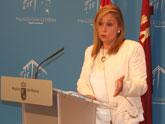 Más de 850.000 euros para el proyecto Maper-Murcia Activa por el Empleo Rural