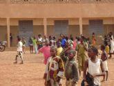 Comienza la construccion de la escuela financiada por las Ampas de Totana, Alhama y Aledo en la ciudad de Bobo, en Burkina Faso - Foto 3