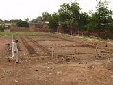 Comienza la construccion de la escuela financiada por las Ampas de Totana, Alhama y Aledo en la ciudad de Bobo, en Burkina Faso