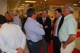 Autoridades municipales asisten al acto de la inauguración oficial de la XXVI Feria Agrícola del Mediterráneo Fame 2010