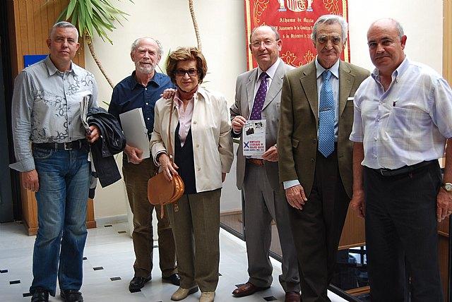 La catalana, Mª  Luisa Frisa Gracia gana el primer premio de la décima edición del Concurso Literario Alfonso Martínez Mena, Foto 2