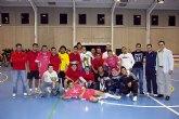'Construcciones Oromaza', equipo ganador de la Liga de Fútbol Sala