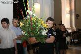 Autoridades municipales y los trabajadores del Ayuntamiento realizan una ofrenda floral a su patrona Santa Rita - 17