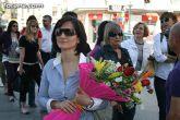 Autoridades municipales y los trabajadores del Ayuntamiento realizan una ofrenda floral a su patrona Santa Rita - 27