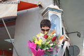 Autoridades municipales y los trabajadores del Ayuntamiento realizan una ofrenda floral a su patrona Santa Rita - 30
