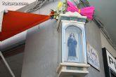 Autoridades municipales y los trabajadores del Ayuntamiento realizan una ofrenda floral a su patrona Santa Rita - 36