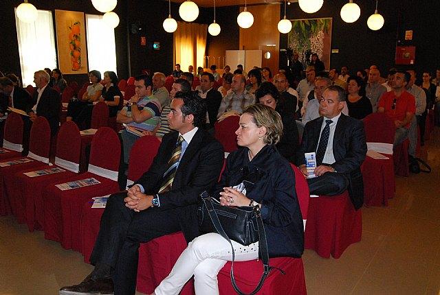 Alhama participa en el foro de debate de las oportunidades de negocio de la comarca del Guadalentín, Foto 2