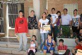 El concejal de Bienestar Social entrega los diplomas a las personas que se han formado en los talleres de pintura y alfabetizaci�n - 36