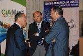 Alhama participa en el foro de debate de las oportunidades de negocio de la comarca del Guadalent�n