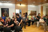 Más de 200 usuarios del Centro Municipal de Personas Mayores de la localidad reciben los diplomas - 1