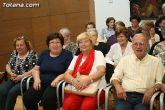 Más de 200 usuarios del Centro Municipal de Personas Mayores de la localidad reciben los diplomas - 4