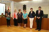 Más de 200 usuarios del Centro Municipal de Personas Mayores de la localidad reciben los diplomas - 24