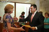 Más de 200 usuarios del Centro Municipal de Personas Mayores de la localidad reciben los diplomas - 25